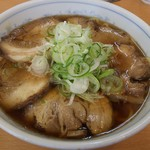 ぼんてん - 料理写真:てんチャーシュー麵。