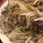 ぴかまつ - 麺