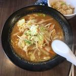Suginoya - 料理写真:味噌 大盛 930円