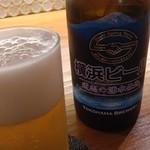 菜ころ - 横浜ビールの「道志の湧水仕込」