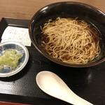 戸田屋 - かけ蕎麦