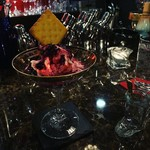 Bar&Flair Recommend - 青森産カシスのニトロチーズケーキ
