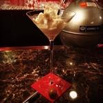 Bar&Flair Recommend - マカダミアナッツとゴディバリキュールのカクテル