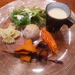 Dining NICO - 前菜盛り合わせ