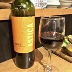 酒場ニホレモ - 赤ワイン