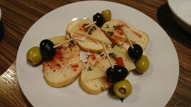 スペインバル Azul 赤羽の料理の写真
