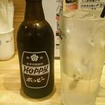"""スタンド源ちゃん - 当然ホッピー٩(˙ᴗ˙๑)۶"""""""