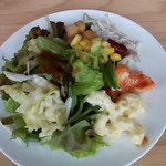 HAPPY HILL - サラダ