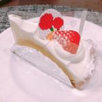 107777850 - レアチーズ410円(税抜)
