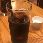 フルエンテ - アイスコーヒー