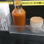 Karehanomimono - 卓上調味料