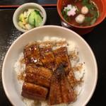 うな東 - 料理写真: