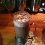 キッスディービー - ノンアルコールでチョコレートのカクテル