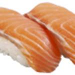 魚べい - サーモン