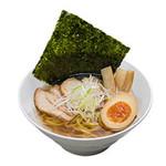 魚べい - 醤油ラーメン(あっさり)