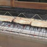 駿河屋 - そして、焼き・・・。