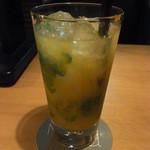Bar MICHIya - 金柑のモヒート