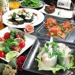 DININGみにとまと お野菜と地鶏と -