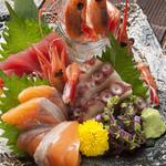 海鮮個室居酒屋 三代目 魚助 -