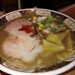 すごい煮干ラーメン凪 新宿ゴールデン街店別館