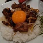 徳島ラーメン 麺王 - ちゃーしゅー丼