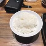 イップウドウ タオ - ご飯お代わり自由!