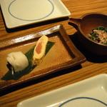 1078358 - コースメニュー・水炊きコースより(3人前)前菜