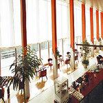 Q'z CAFE - 大開放空間は最大100名のパーティーが可能!