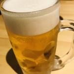 静岡おいしんぼ処 しずおかばっかぁ - キリン生ビール