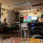 タイ料理サバイ・サバイ - 店内です