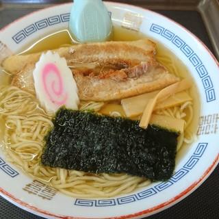 すずみ食堂 - 料理写真:ラーメン600円ネギ抜き、チャーシュー大きいトロトロ
