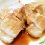 亀ちゃん - 手作り焼豚(500円/4切)