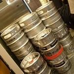 焼肉問屋 牛蔵 - サッポロ生ビールがド~ン!