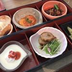 レストランサーラ - 料理写真:メインの中華膳