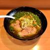 Bar 海人 - 料理写真:鶏秋刀魚節 ラーメン  ¥750