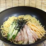 山陽そば - 料理写真:冷やし中華ラーメン 480円(税込)