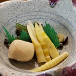 美松食堂 - 山菜