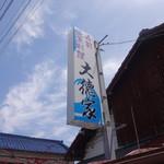 寿司と地魚料理 大徳家 - 看板