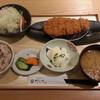 熟成豚かつ だいち - 料理写真:やまゆりポーク 極上ロースかつ御膳(中)