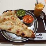 インドカレー&ナン ゴーゴームンバイ - 料理写真: