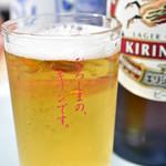 清ちゃん - 瓶ビール@税込650円