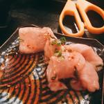 一切れ焼き肉 肉寿司 旨太郎 -
