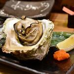 魚のてっぺん - 岩かき焼き@780円