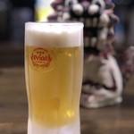 島唄楽園 - オリオン樽生ビール