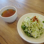 ナル・プー・ラ - ランチサラダ&スープ