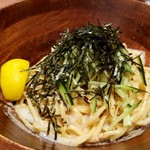 壁の穴 - 料理写真:いか明太子マヨネーズ