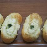 プチ ソレイユ - だし巻き卵パン