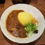SPICY CURRY 魯珈 - 漢方風辛口羊肉のカレー