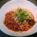 タンタンタイガー - 料理写真:汁なし担々麺 850円