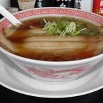 幸楽苑 - 料理写真:中華そばプレミアム 740円